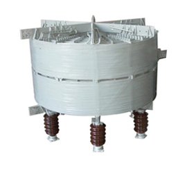 Hollow current limiting reactor