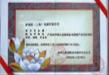 产品人民保险证书